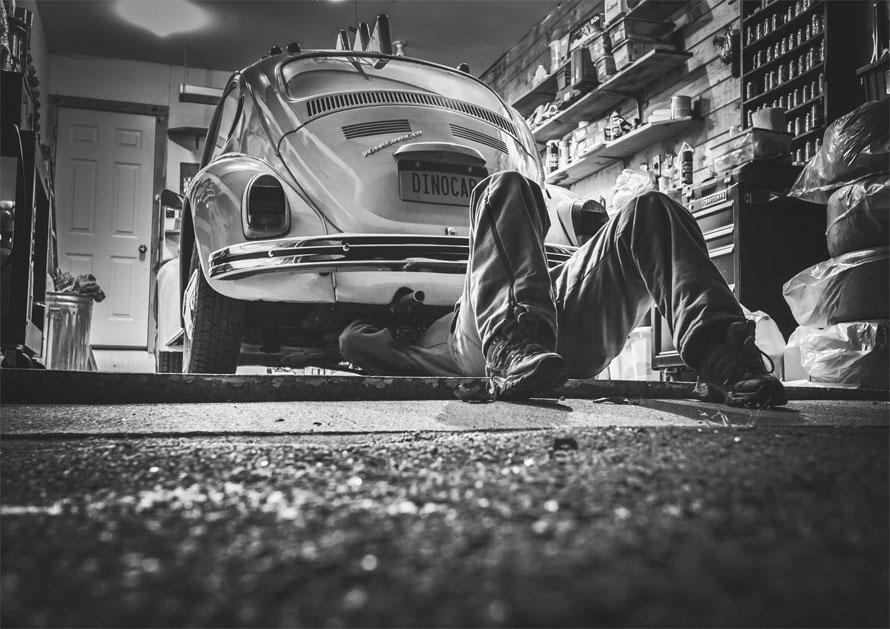 Accident and body repairs
